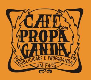 café com propaganda