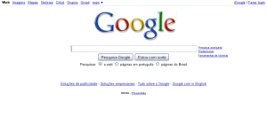 google inicial