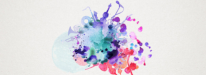 watercolormusic